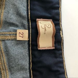 PAIGE Jeans - Paige H.H. Bootcut Jeans Sz 27 from Anthropology